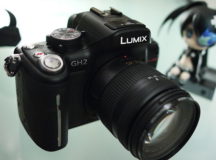 Panasonic Lumix DMC-GH2 - Wikipedia: https://en.wikipedia.org/wiki/Panasonic_Lumix_DMC-GH2