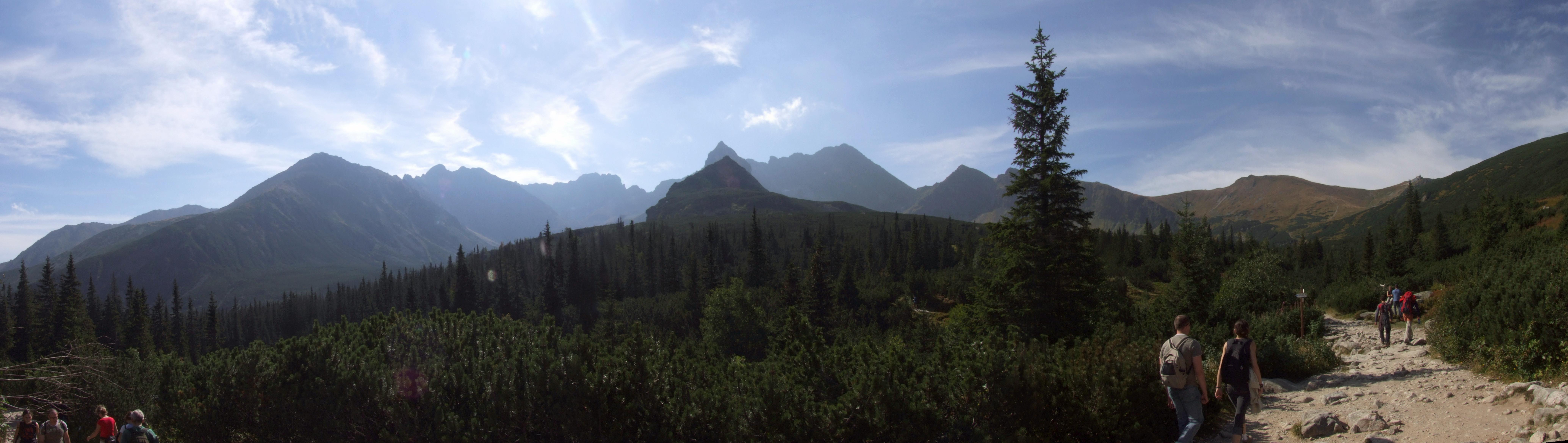 Dolina Gąsienicowa, fot. Paweł Opioła, źródło: Wikimedia, GNU