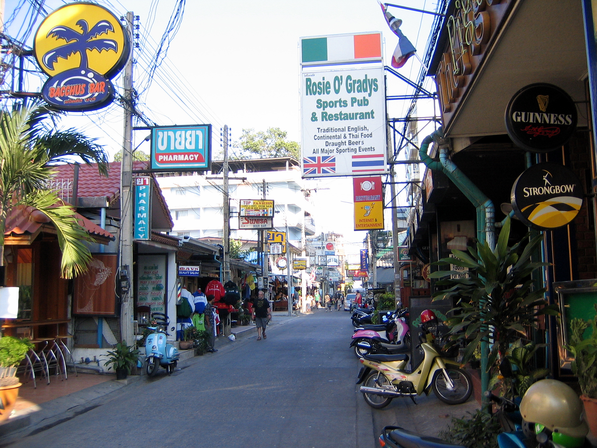 Bestand pattaya soi 7 wikipedia for What is the soi