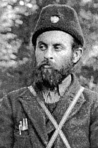 Montenegrin Serb professional officer of the Royal Yugoslav Army