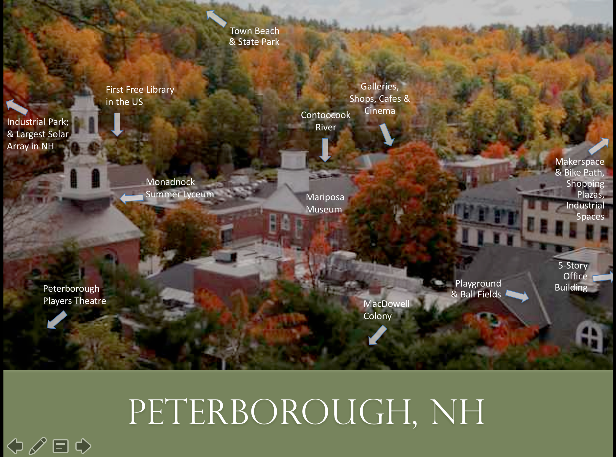 map boston with Peterborough  New H Shire on 14092524435 together with Egg Dish Brunch Map Boston besides File Main Street  looking south  St  Albans  Vt  66404 furthermore 8227145570 additionally Nuka World  location.