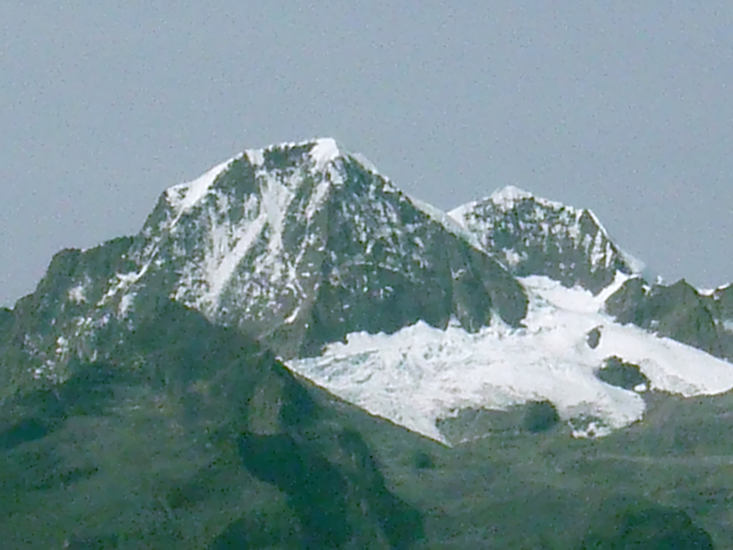 Las Montañas más Altas de cada País Suramericano