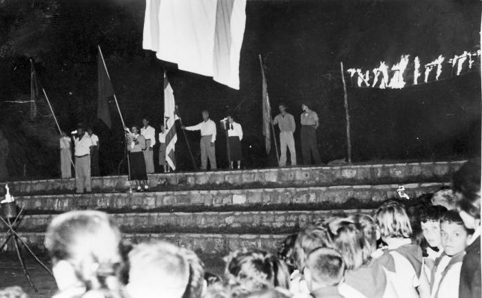 גן-שמואל-מפקד האחד במאי 1950-8