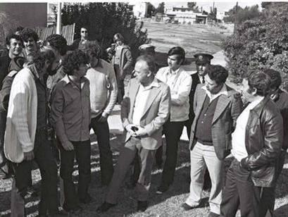 ביקור ראש הממשלה יצחק רבין