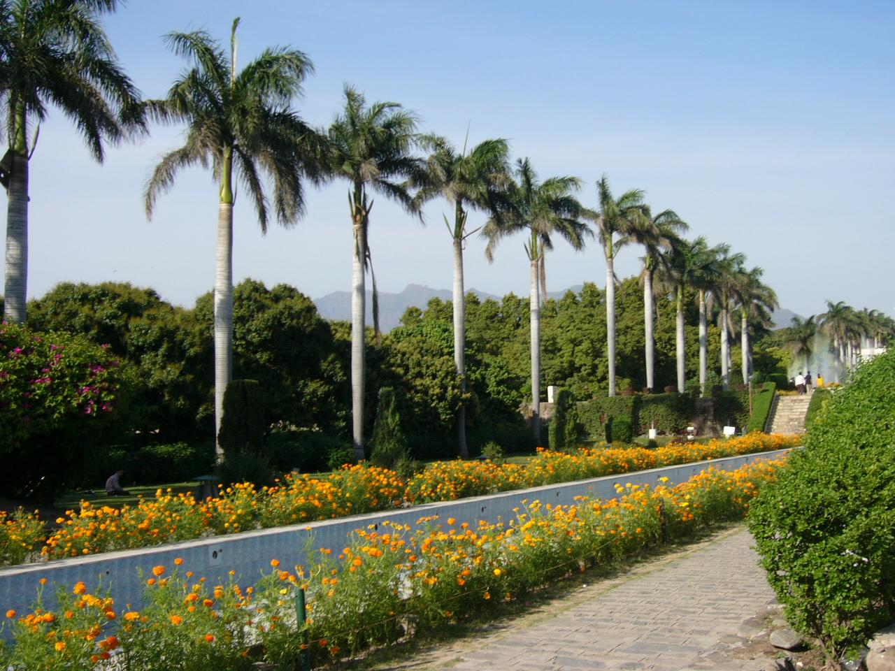 File pinjore garden chandigarh india 9 jpg wikimedia for Indian beautiful garden