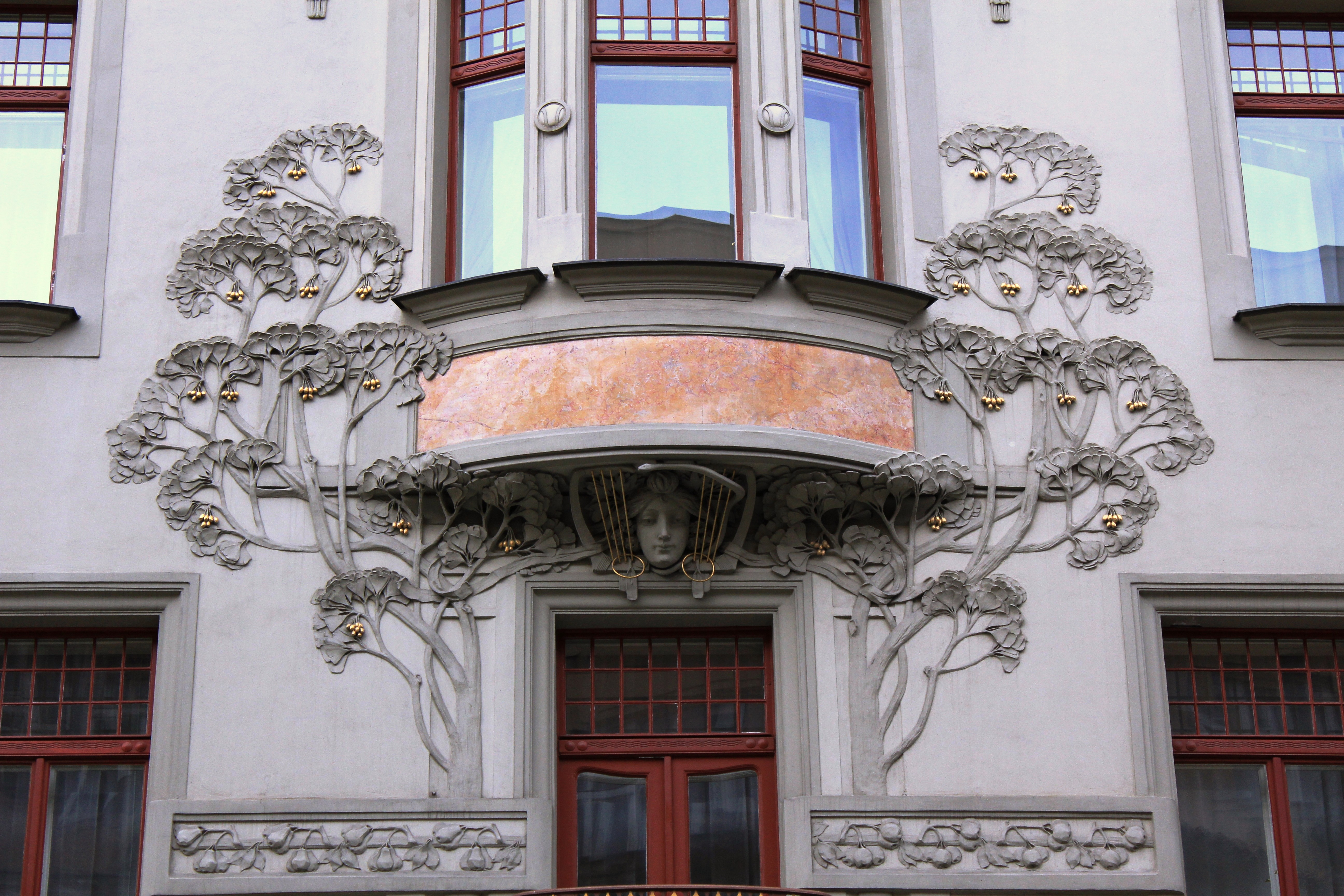 File prague praha 2014 holmstad hotel central i nybyen for Architecture art nouveau