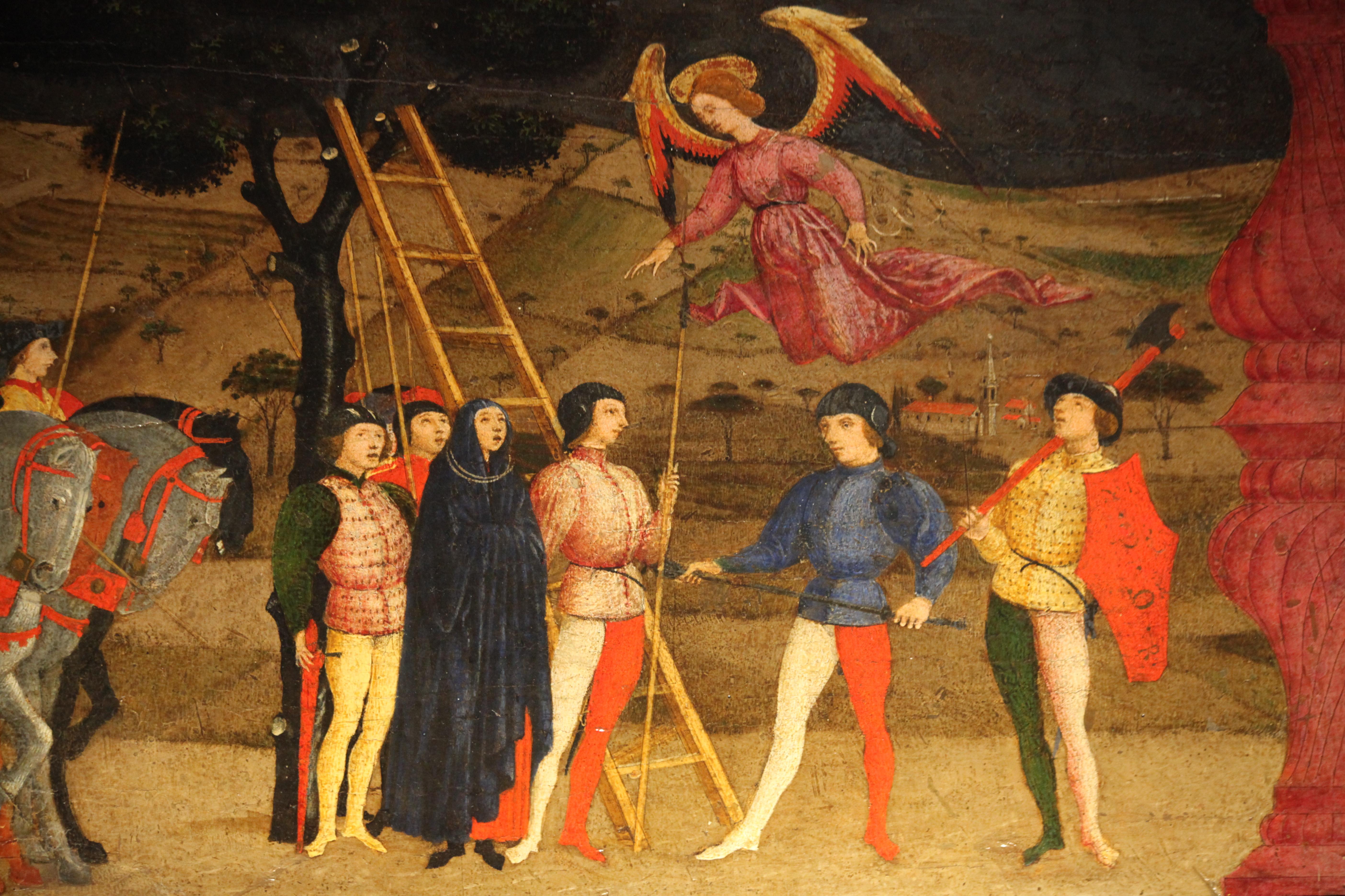 File:Predella dell'Ostia Profanata di Paolo Uccello, 1467-68,7