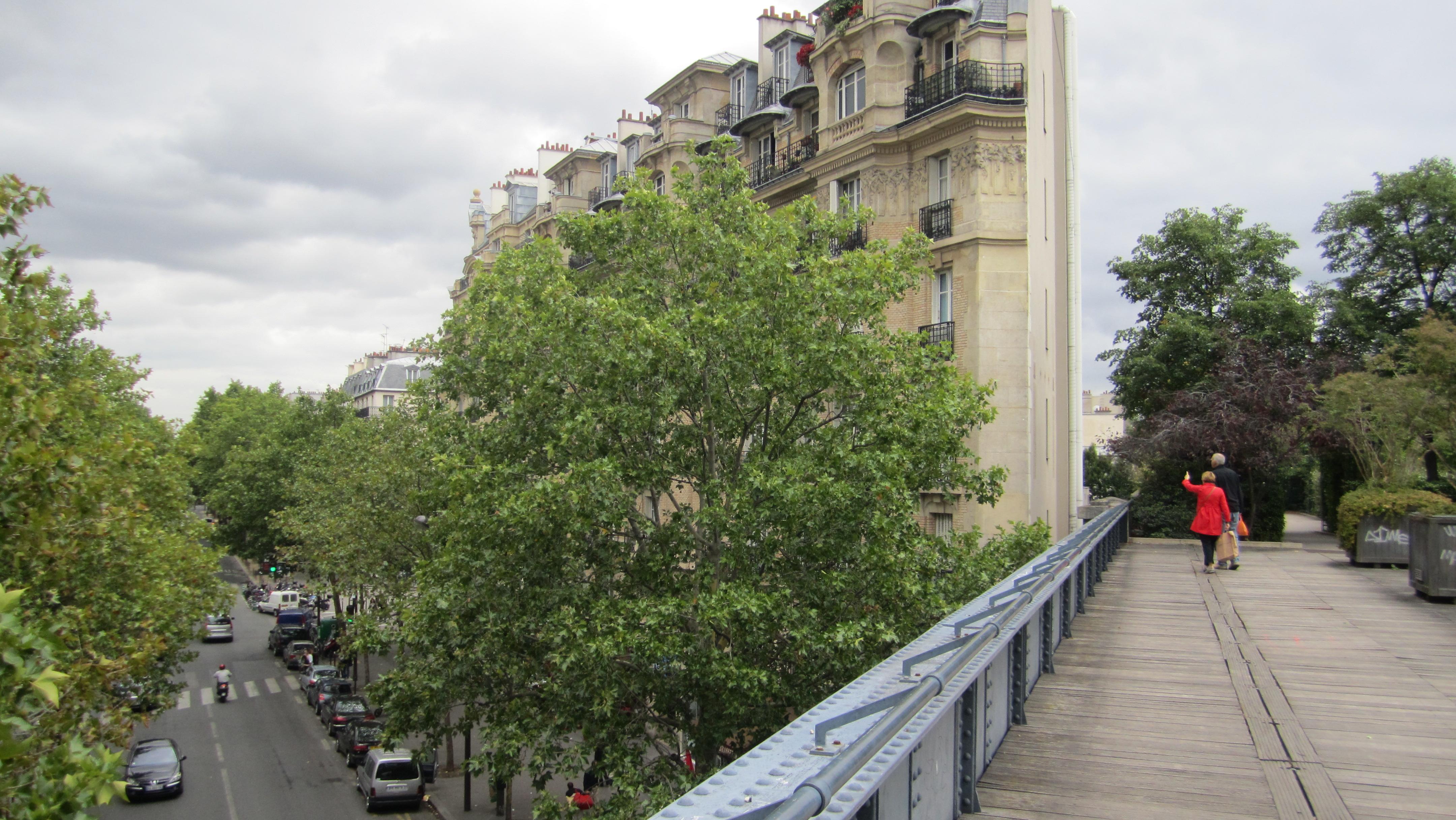 Image result for La Promenade Plantée