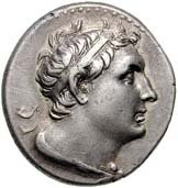 Ptolemaeus III coin