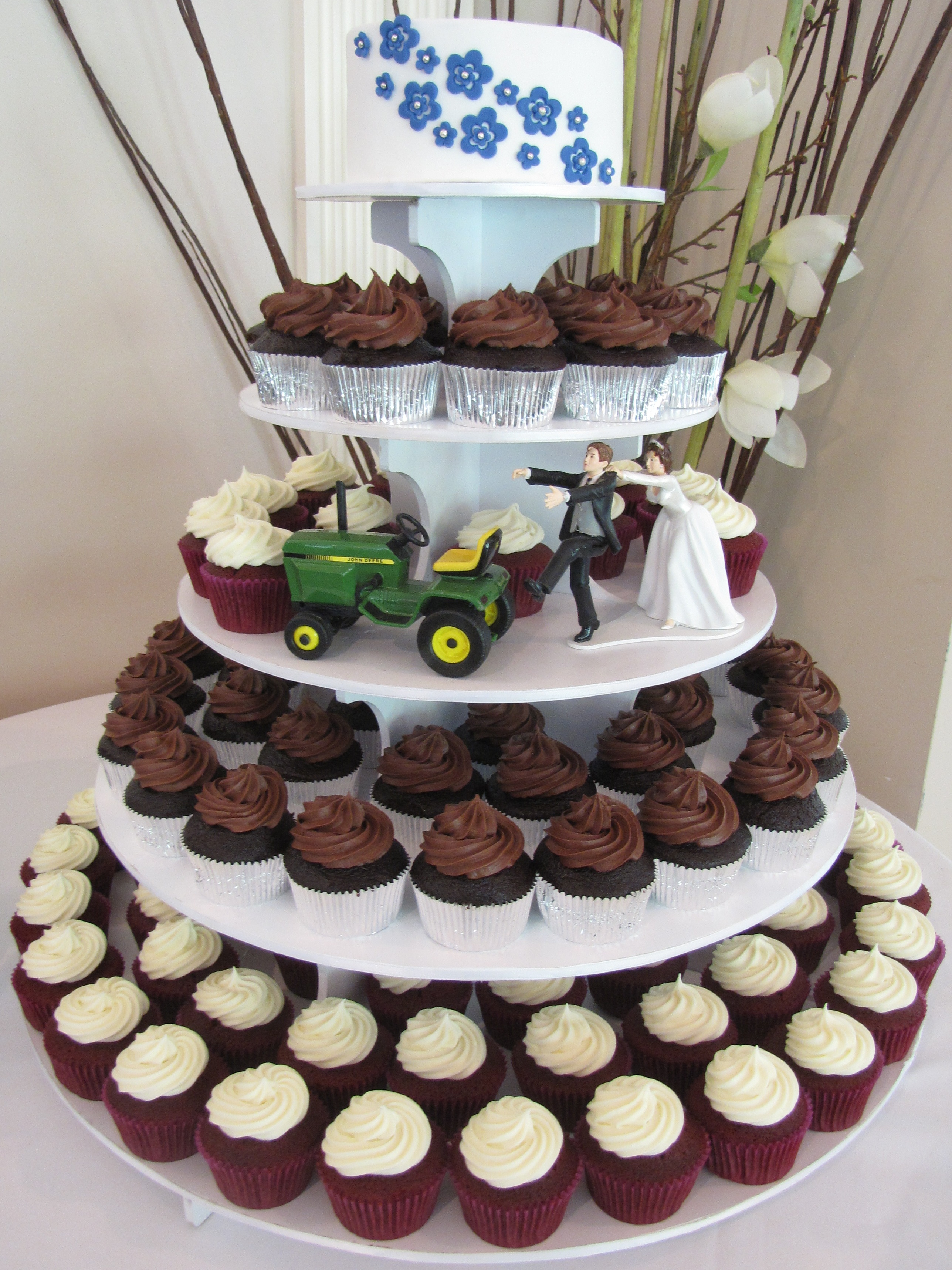 Wedding Cake Fruit Victorian Icing