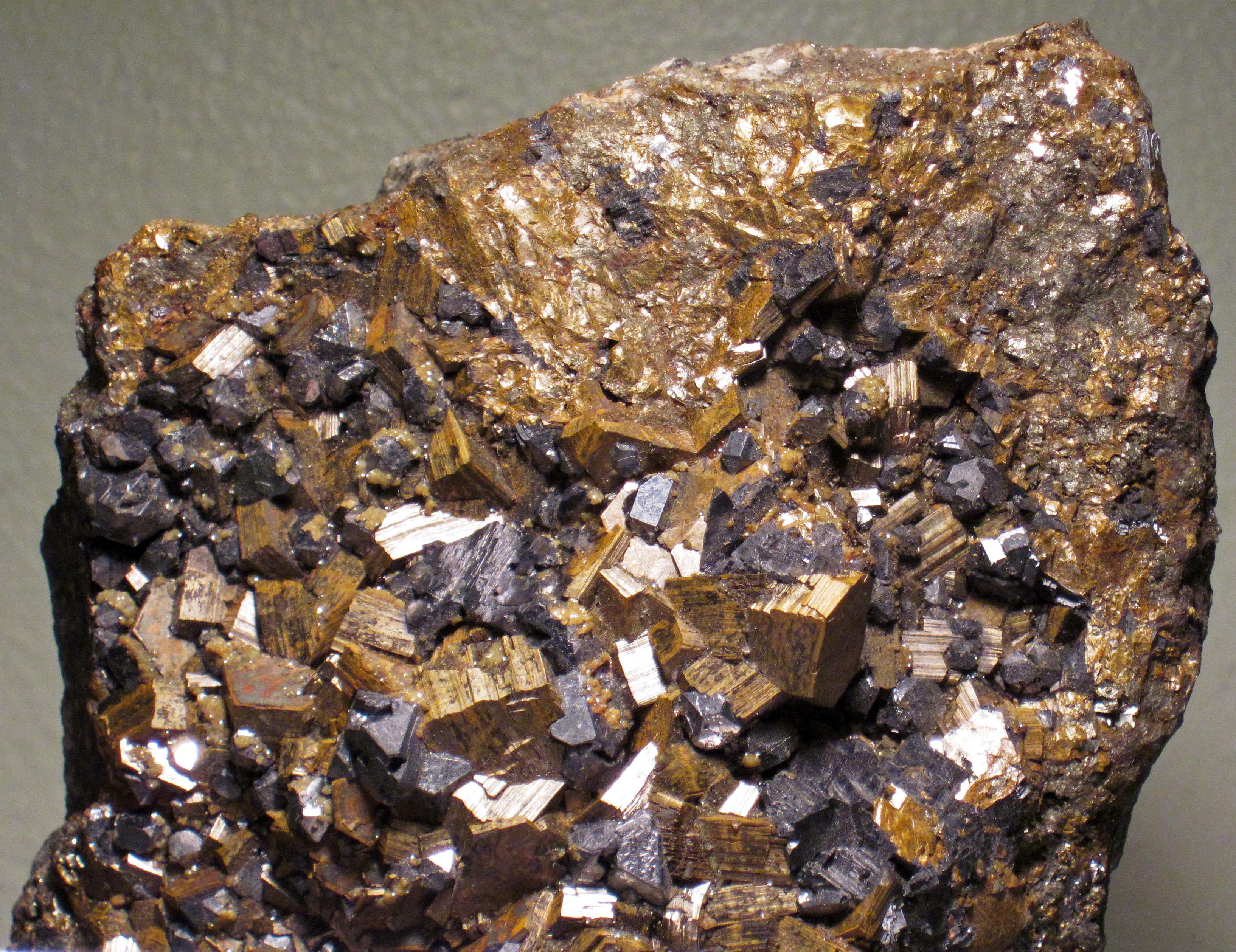 Pyrrhotite mineral