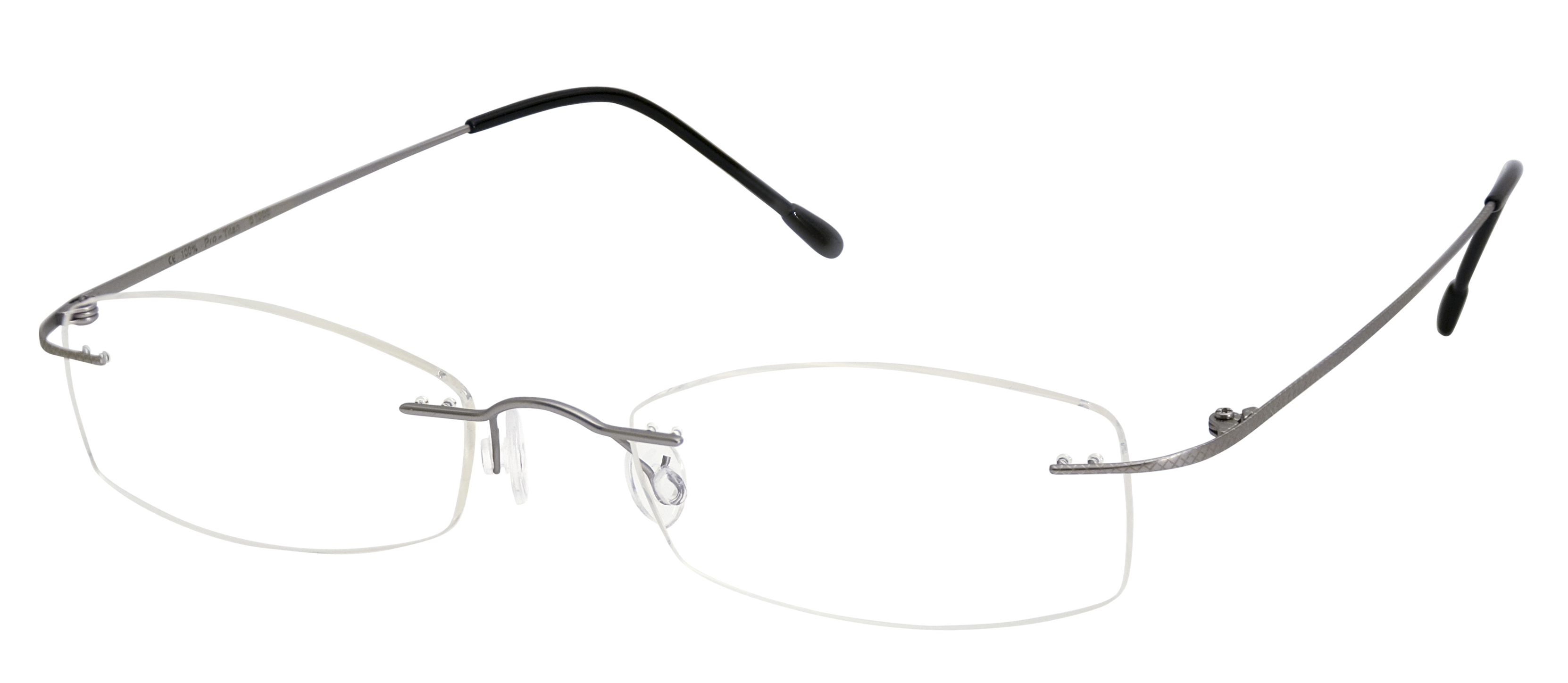 rimless eyeglasses wikipedia