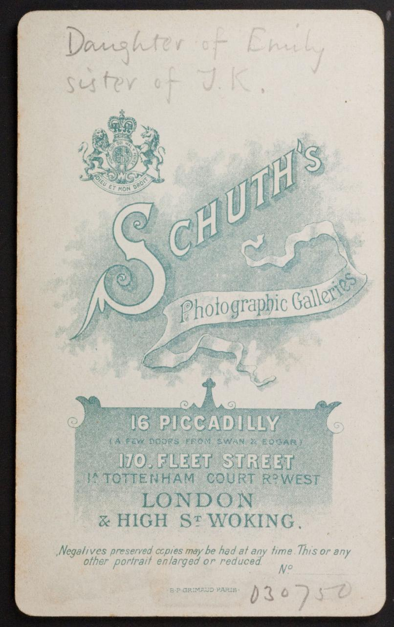 FileReverse Of Carte De Visite By Schuth Early 1900s 8020252788