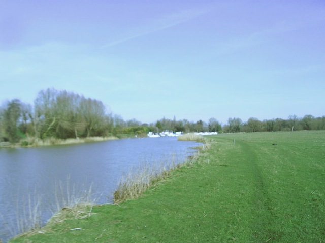 River Great Ouse, St Neots - geograph.org.uk - 684755