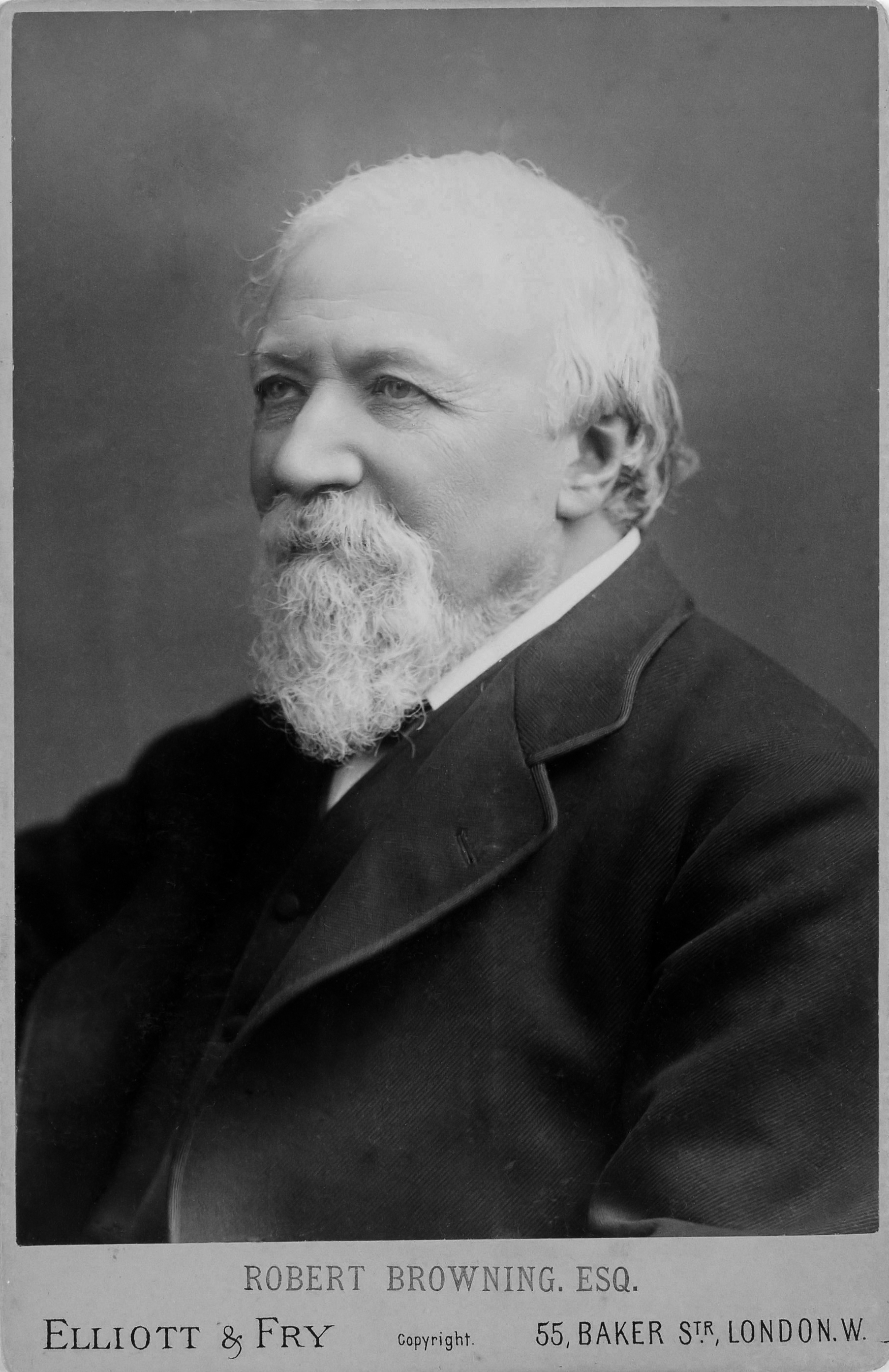 history of robert browning