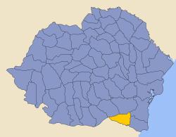Durostor County County in Romania