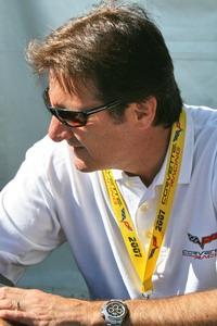 Ron Fellows Canadian racecar driver