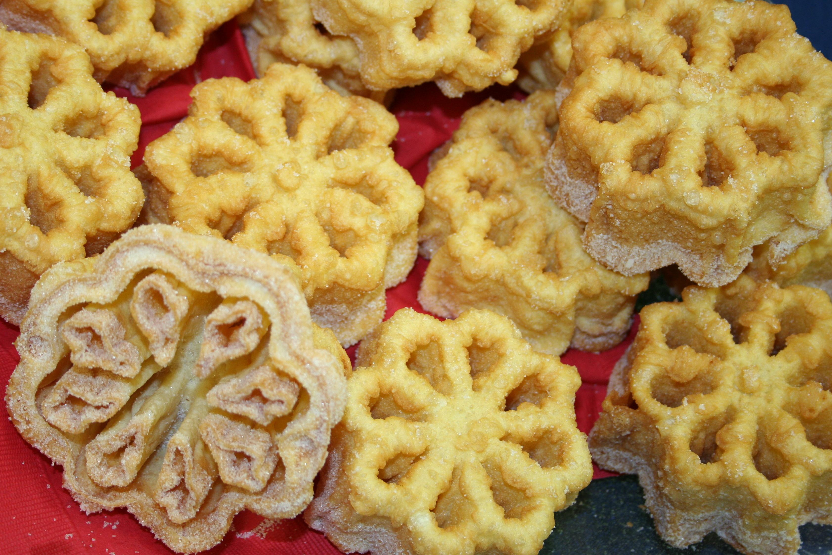 Rosette Cookie Wikipedia