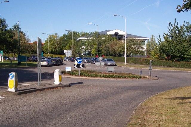 Gillingham business park