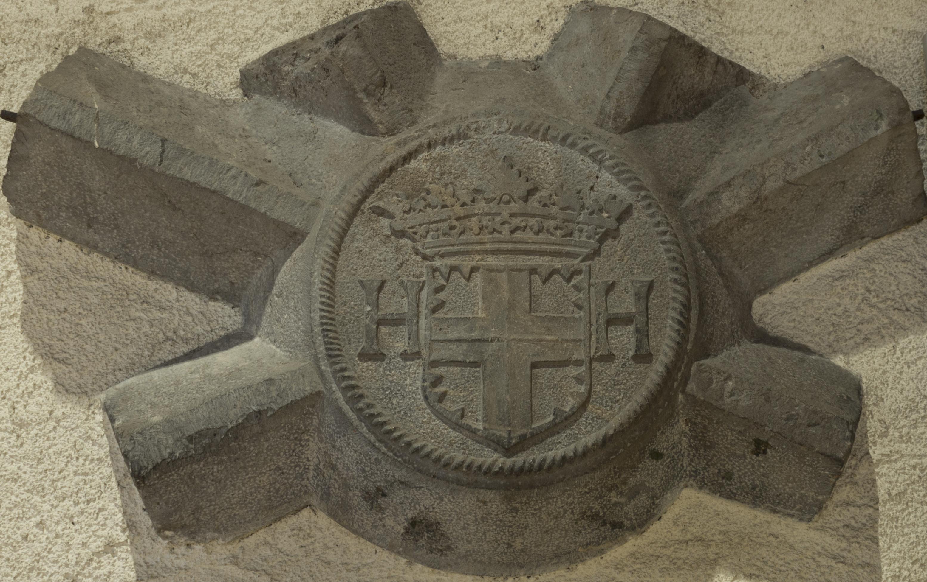 Ancienne Clef file:samoëns - Église notre-dame de l'assomption - ancienne clef de