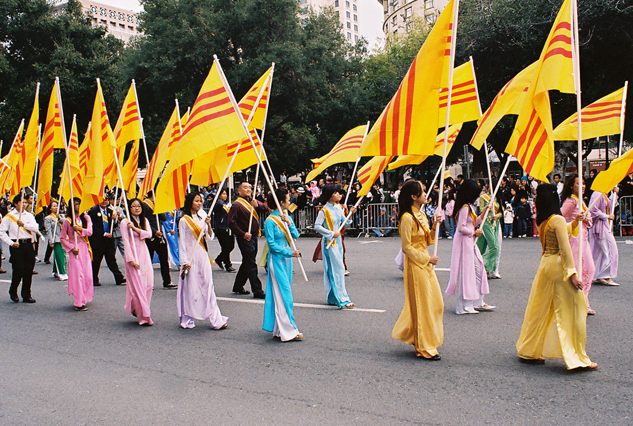 Image result for vietnamese american community parade