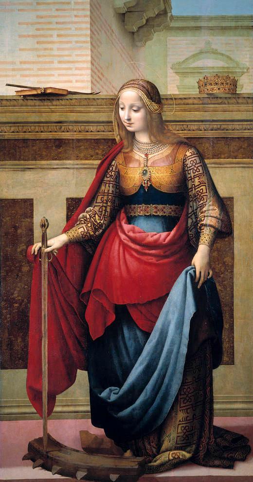 Santa Catalina (Yáñez de la Almedina)
