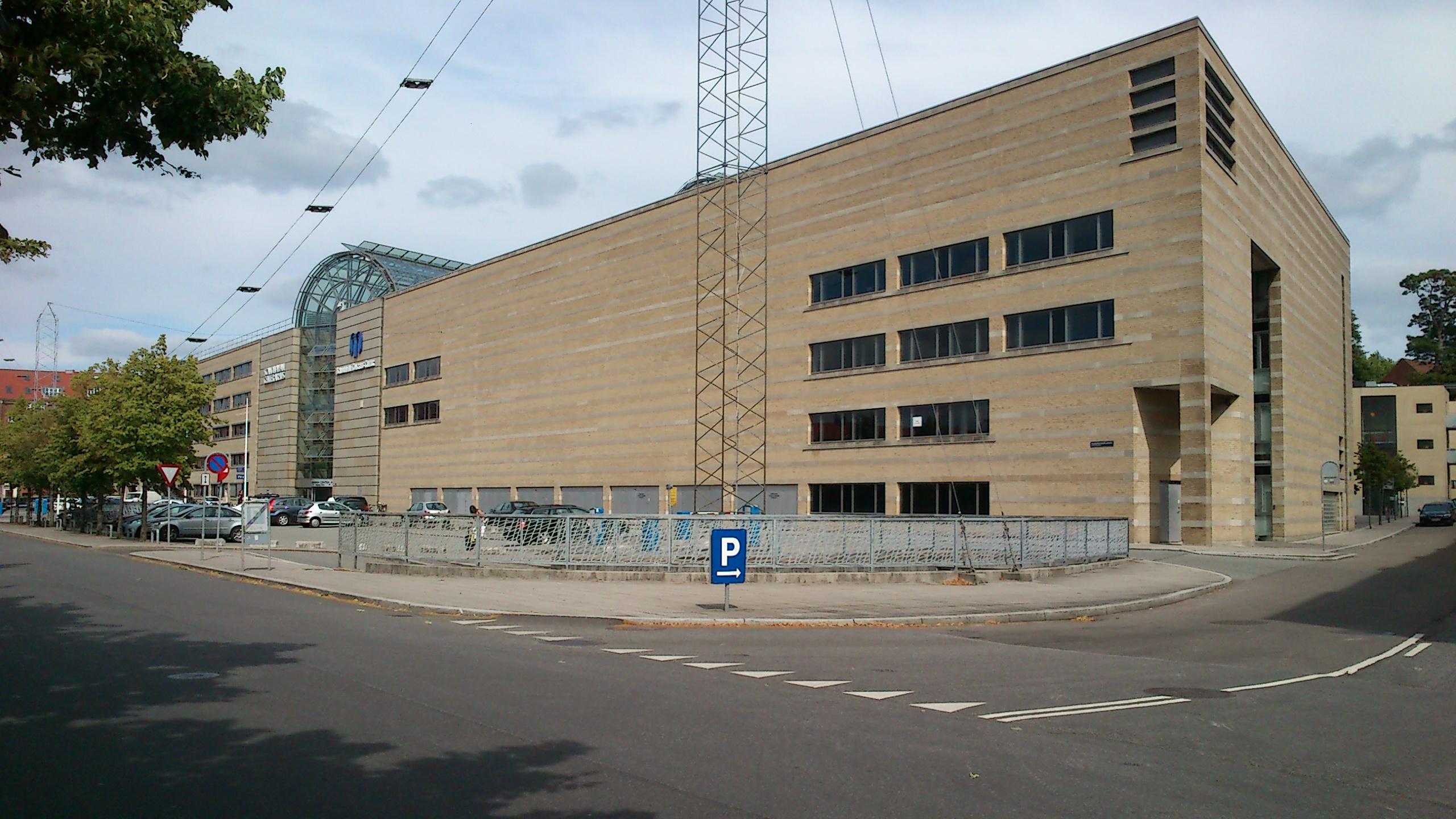 Filescandinavian Center Aarhusjpg Wikimedia Commons
