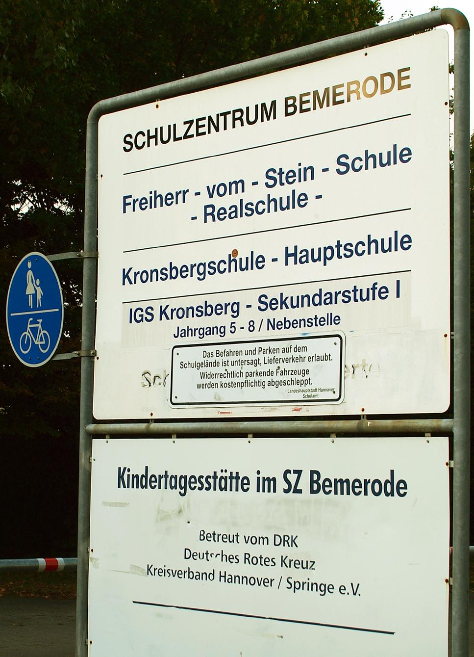 FileSchulzentrum Bemerode Freiherr Vom Stein Schule