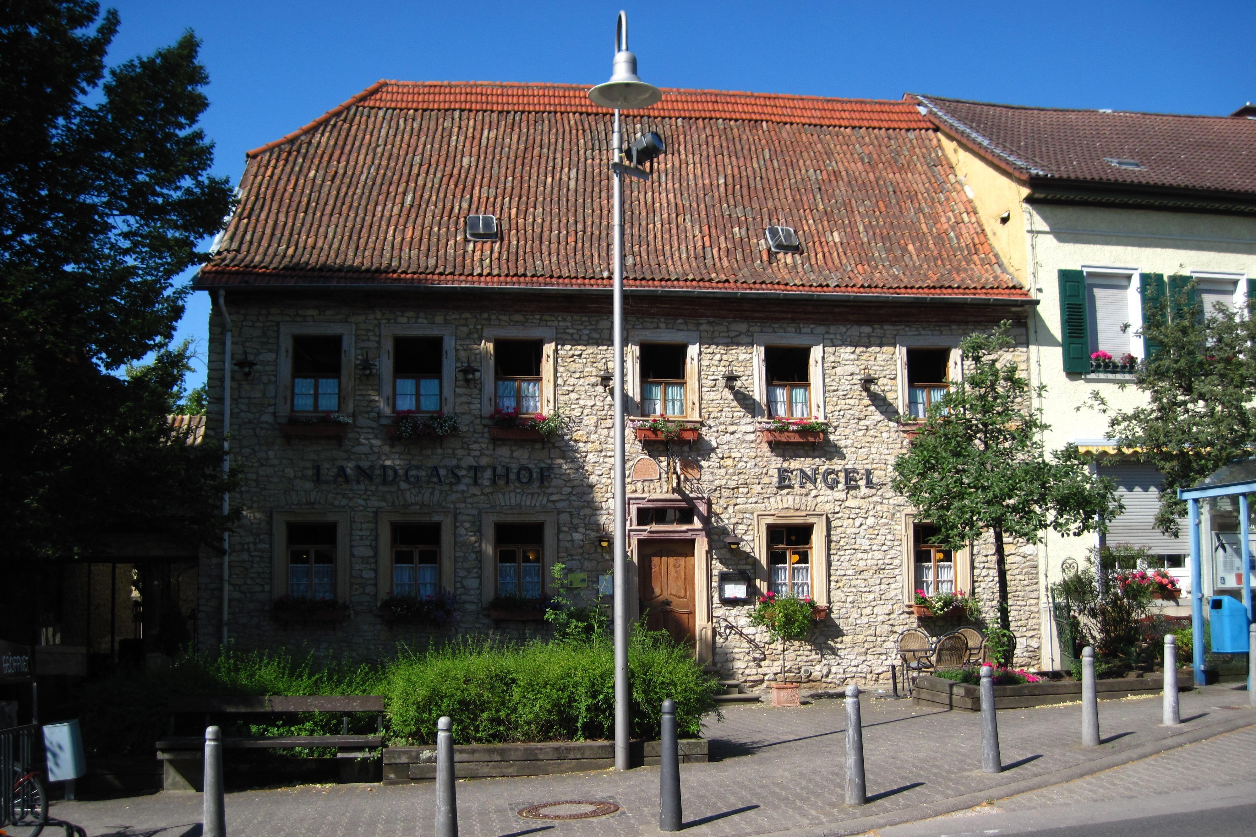 landgasthof engel schwabenheim