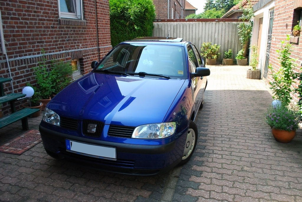 SEAT Cordoba (1999-2002)