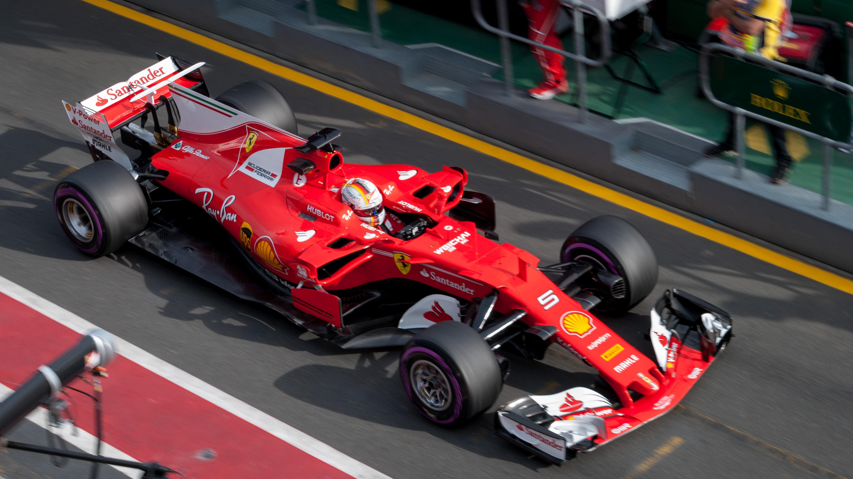 c1e9432ae90b28 2017 Australian Grand Prix - Wikipedia