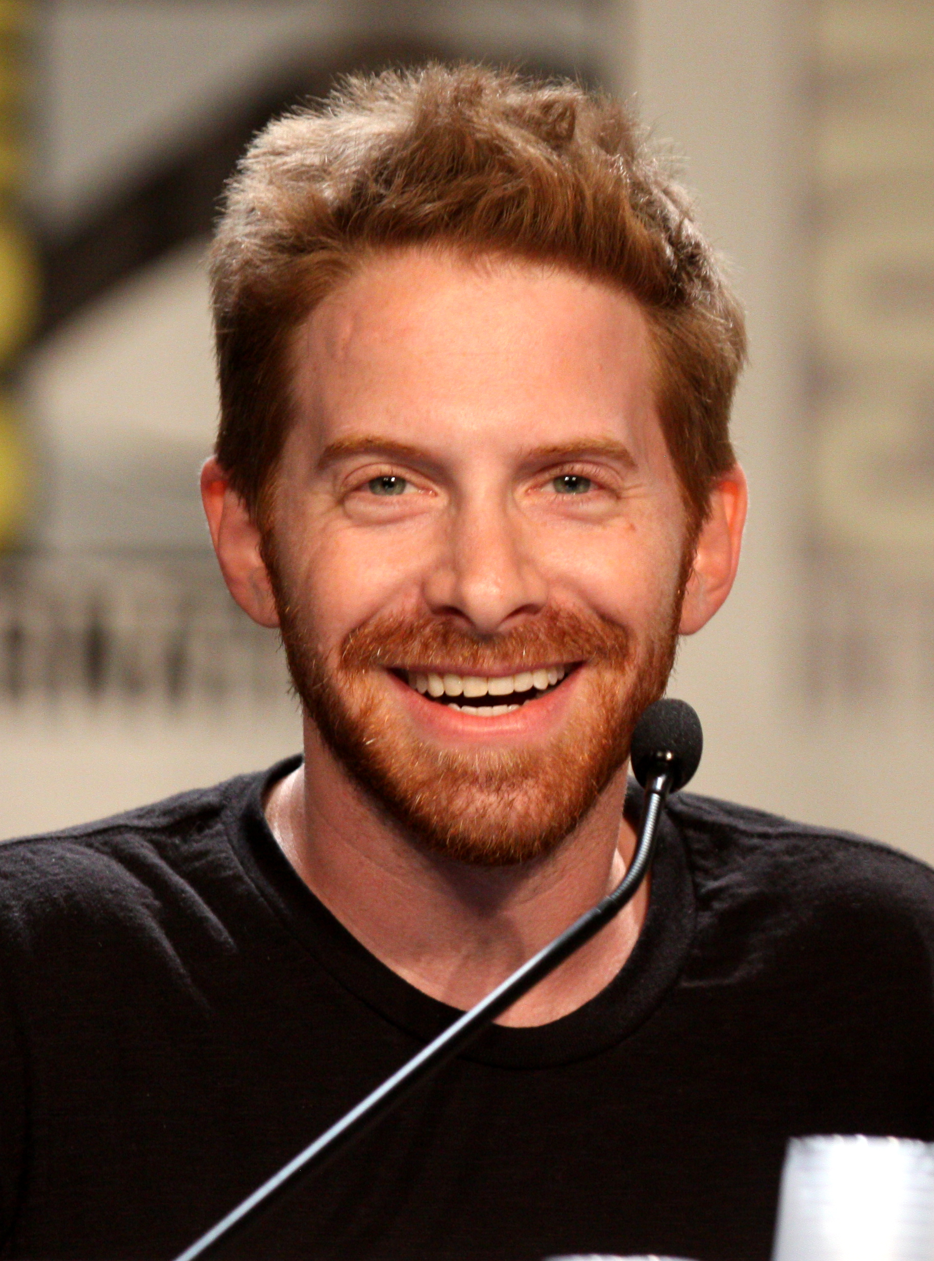 seth green mass effect