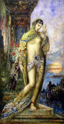 Shulammite maiden Moreau