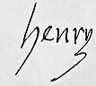 Signatur Heinrich II. (Frankreich).PNG