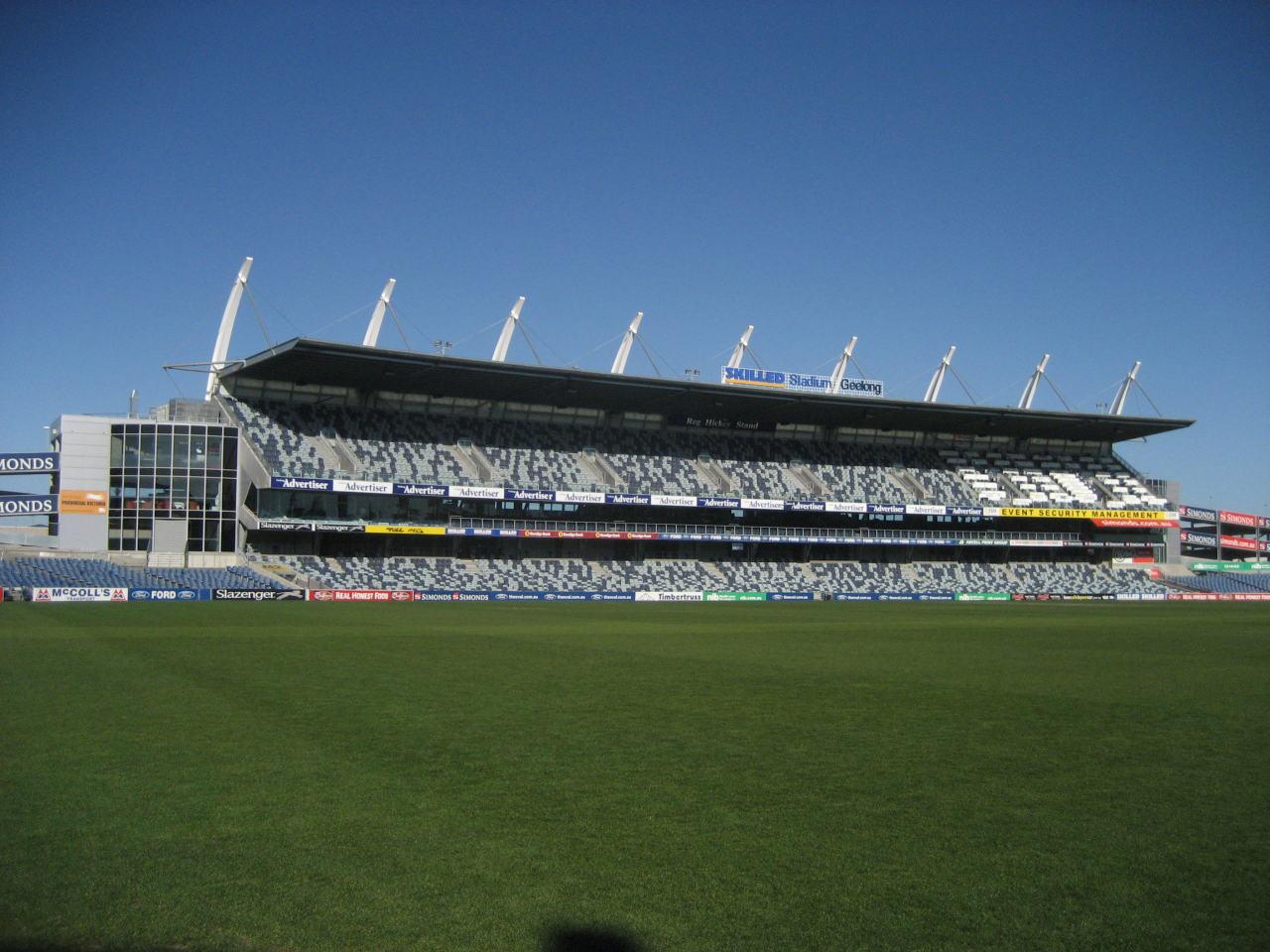 Kardinia Park Stadium Wikipedia