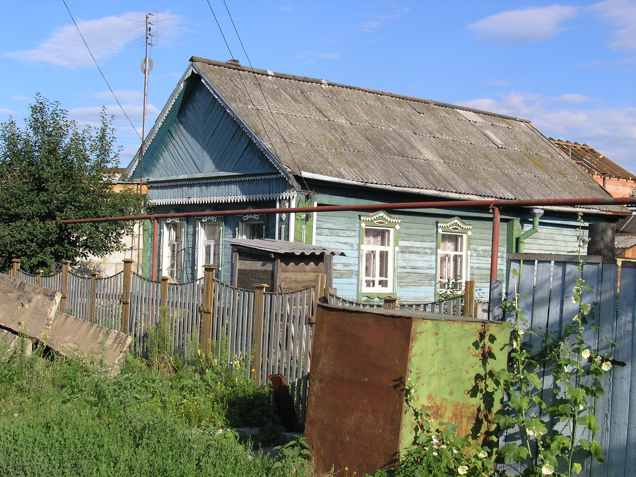 Togliatti Russia  city images : Small house district, Togliatti, Russia Wikimedia Commons