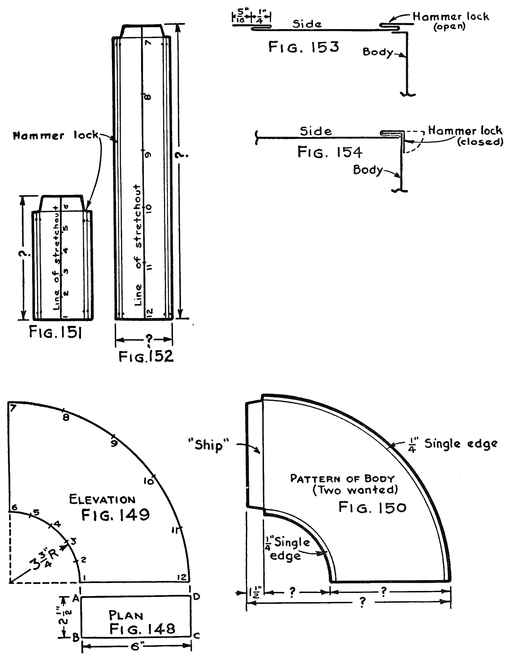 Sheet metal drafting/Chapter 6 - Wikisource, the free online library