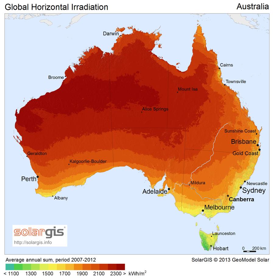 Map Of Australia 1700.File Solargis Solar Map Australia En Png Wikimedia Commons