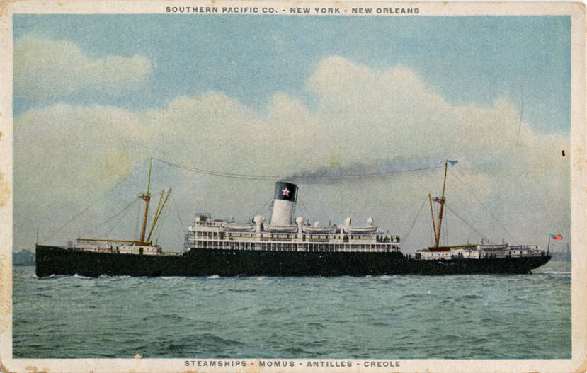 Largest Cargo Ship >> SS Antilles (1907) - Wikipedia