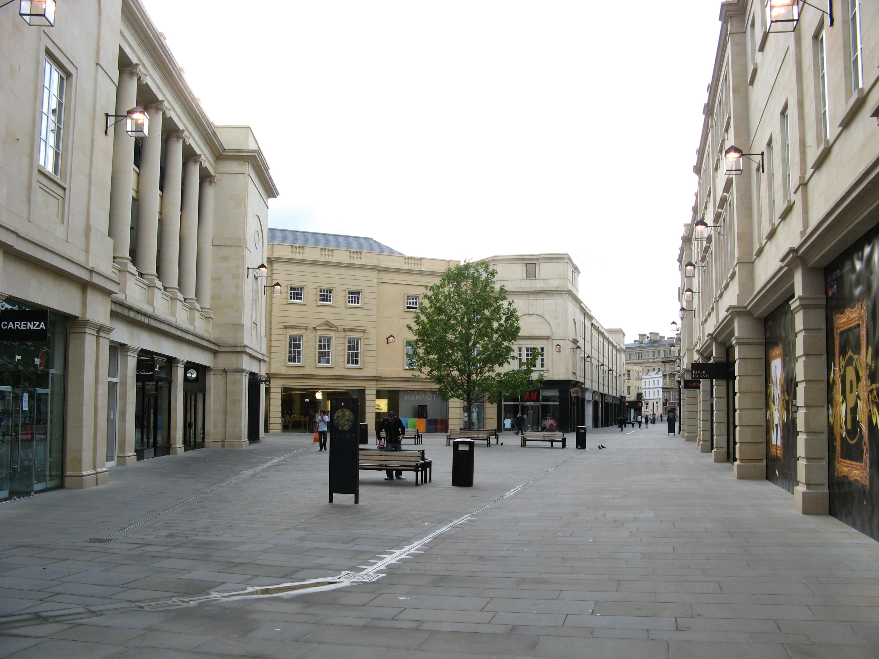 SouthGate, Bath - Wikipedia, the free encyclopedia