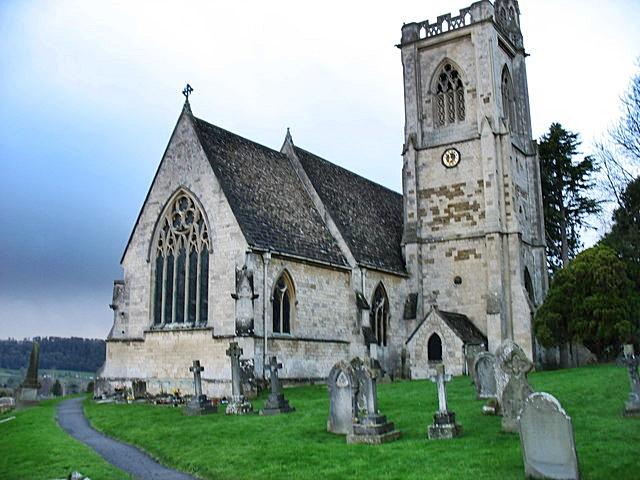 St Giles Church, Uley, Gloucestershire