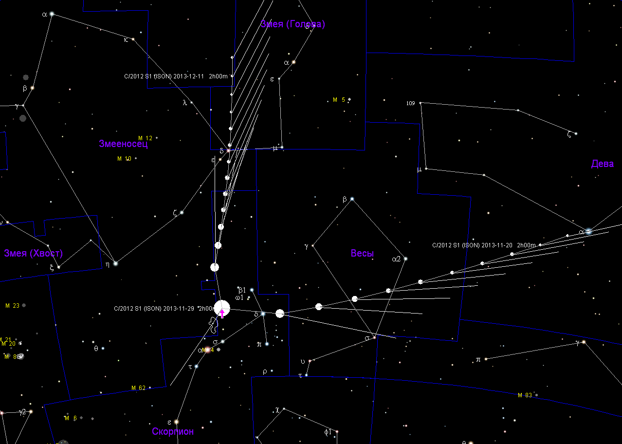 File:Star map comet ISON.png - Wikimedia Commons