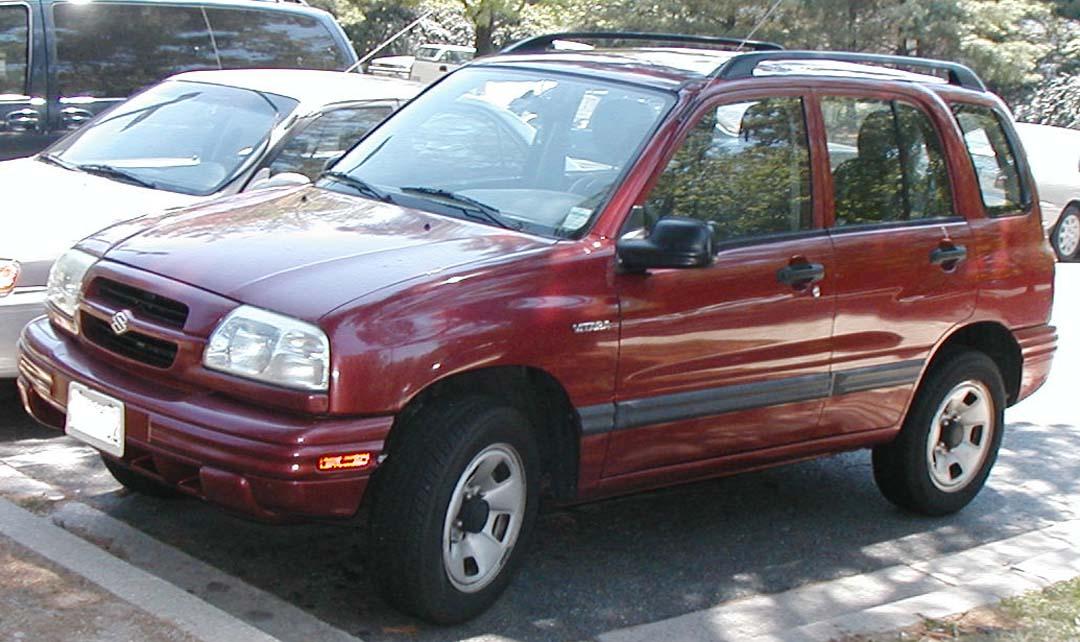 Suzuki Vitara Interior Dimensions