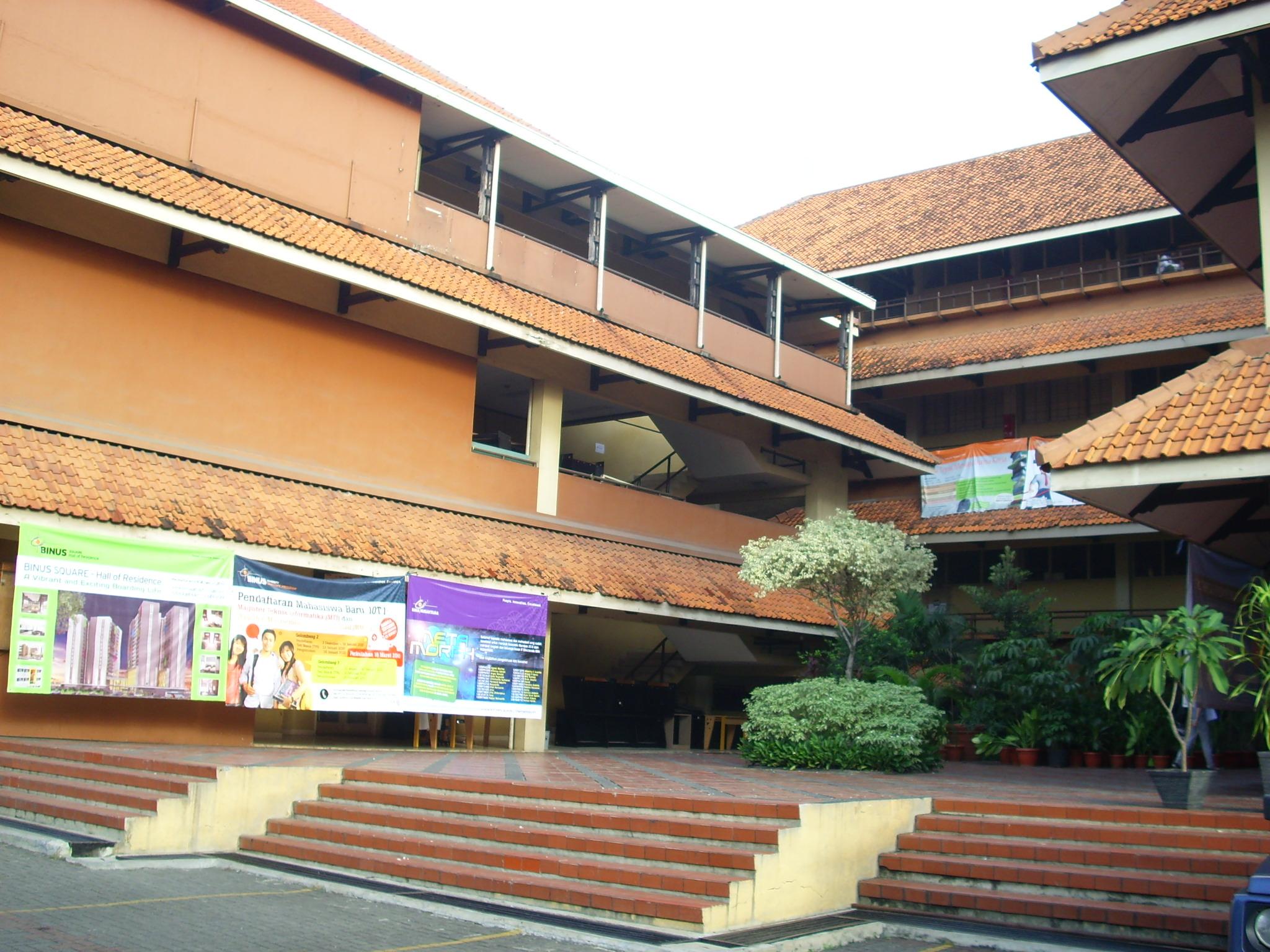 Bina Nusantara International Bina Nusantara University