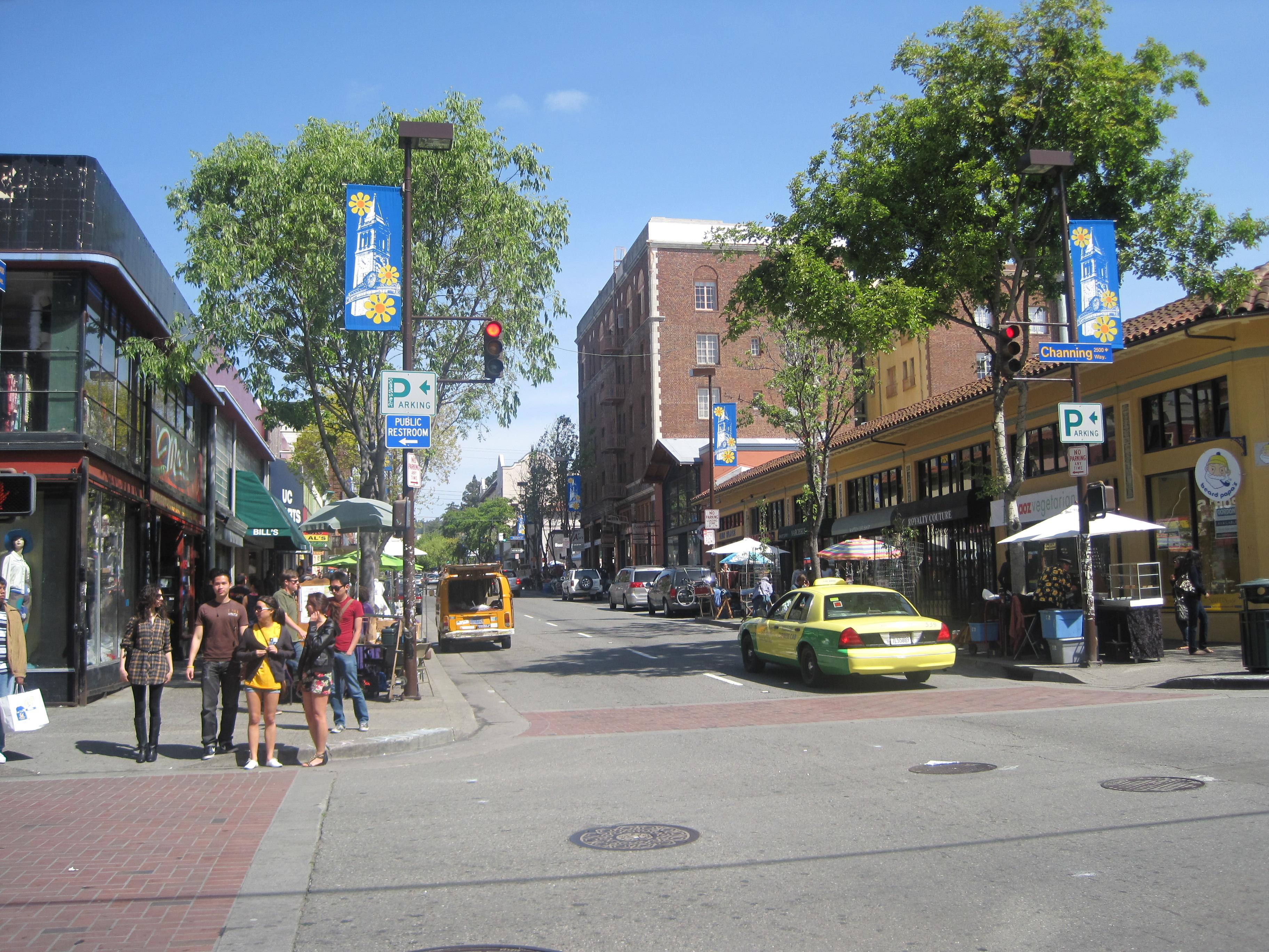 City Center Cafe Oakland