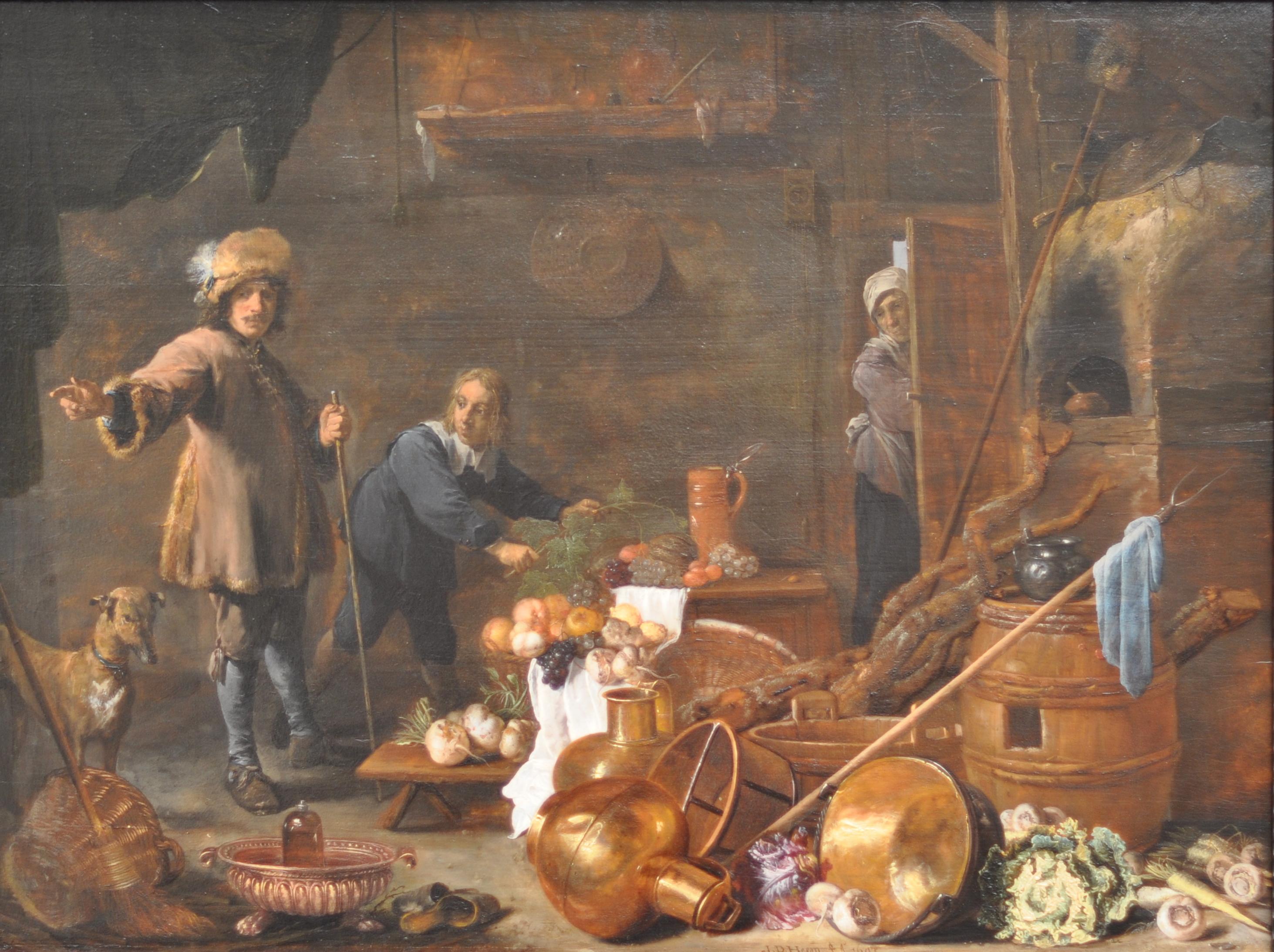 File:Teniers, An artist in his studio.JPG