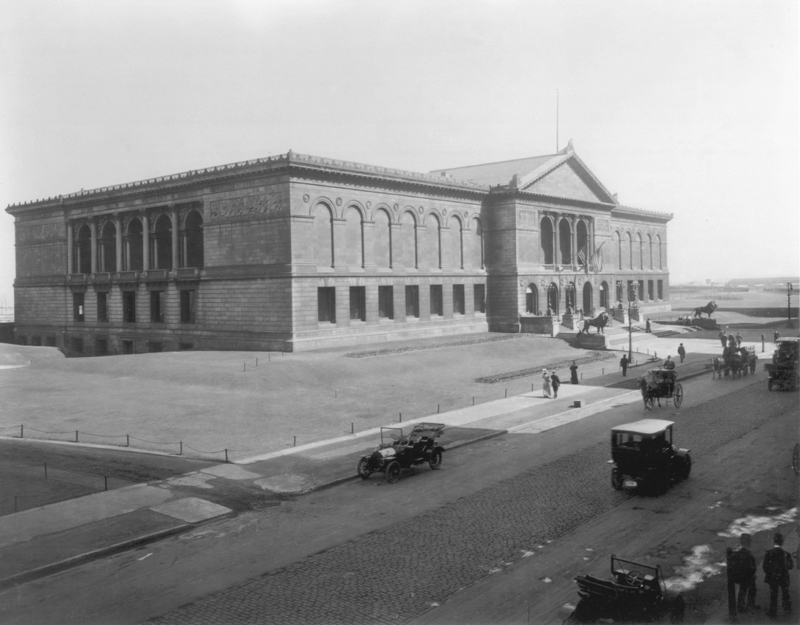 File the art institute of chicago 1900 jpg for Architecture 1900