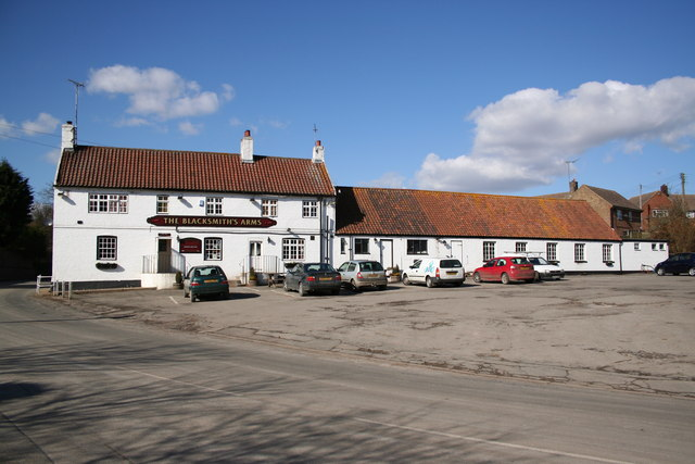 The Blacksmith's Arms - geograph.org.uk - 133386