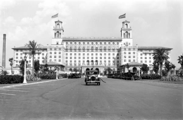 Breakers Hotel Palm Beach Florida