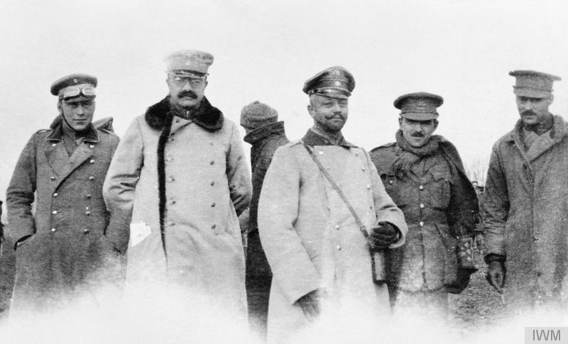 File:The Christmas Truce on the Western Front, 1914 Q50721.jpg